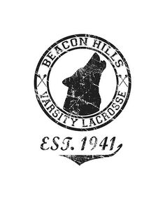 Beacon Hills Lacrosse by fridaywarning Want this on a T-Shirt