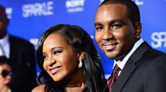 Nick Gordon gets served with legal papers Sunday in Florida.