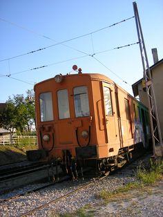 Abbandono sulla ferrovia #sangritana