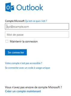 sign into microsoft mail