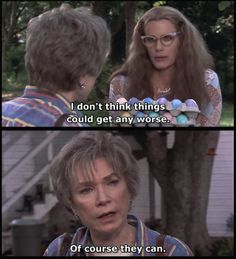 she is my favorite Ouiser, from Steel Magnolias...I LOVE HER.