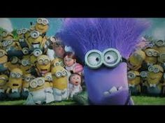 oh hi there purple minion i didnt see you there i think ill be leaveing now...AAAAAAAAAAAAAAHHHHHHHHHHHH