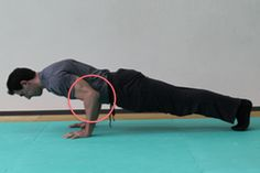 The Basic Push-Up – Proper Exercise Technique for Building Total Body Strength http://gmb.io/push-up/
