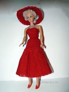 Puppen & Zubehör Barbie Meerjungfrauen-Wasserfall Puppe Kleid