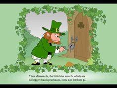 The Story Of Three Leprechauns