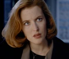 Chris Carter, Dana Scully, David Duchovny, Beautiful Hair Color, Gillian Anderson, Woman Crush, Redheads, Actors & Actresses, Beauty