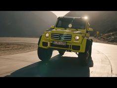 Mercedes-Benz G500 4x4 (2): G-wagen в квадрате | Новости автомира на dealerON.ru