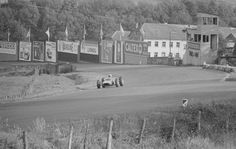 Il fut une époque où le circuit de Spa-Francorchamps, alors long de 14 kilomètres, se
