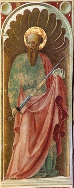 Св. Павел - Паоло Уччелло