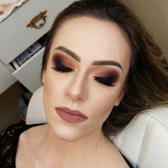 #esfumado #makeup #noiva #formanda #madrinha
