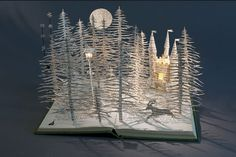 Paperart8 in Showcase of Amazing Paper Made Artworks and Sculptures