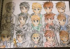 THIS IS GIRGEOUS WHOEVER DREW IT