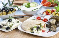 Greek salad pittas recipe - goodtoknow