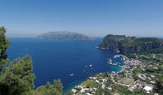 A na #Capri #anacapri #Włochy #Neapol Wejdź na: www.okrazycswiat.pl