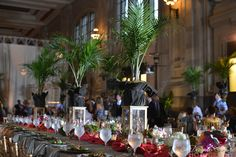 A beautiful wedding by All Seasons in Historic Union Station, downtown Kansas City.