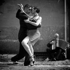 Tango, bandoneón