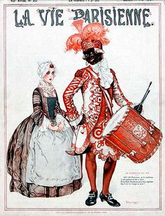 Chéri Hérouard (1881-1961). La Vie Parisienne, 17 Mai 1924. [Pinned 19-iii-2015]
