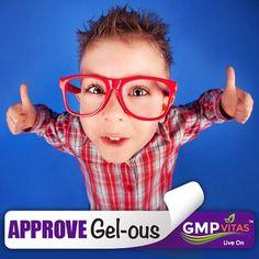 Kid Approved #gmpvitas #healthy #happy #children #calcium #vitamin