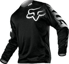2015 Fox Racing Blackout Motocross Dirtbike MX ATV Riding Gear Adult Mens  Jersey  FoxRacing BRANDON 7e9989d7555