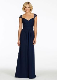 Department Store Bridesmaid Dresses Dark Navy Blue 2015 Bridesmaid Dresses Cheap Long Chiffon Cap Sleeve Backless Sexy Party Gown Vestidos Party Bridesmaid Gown Vt Gowns Dresses From Victoriadress, $60.74| Dhgate.Com