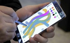 In the race to sell smartphones, it turns out that Apple was the tortoise and Samsung was an exploding hare. Sources tell Bloomberg that Samsung rushed the Galaxy Note 7 to market to take advantage. Technology News Summaries. Sms Message, Messages, Refurbished Iphone, Iphone 7, Galaxy Note 7, Camera Phone, Digital Trends, Note 8, New Phones