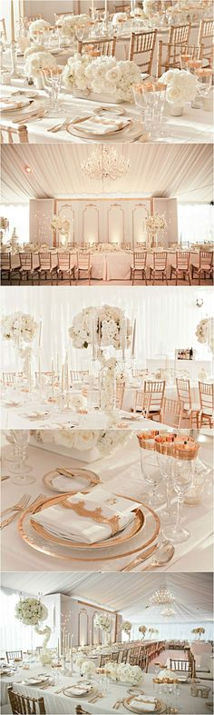 This was taken from an Indian Weddings album. I love the idea of sitting on long tables. Beautiful wedding decoration and details.