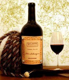 www.facebook.com/CarmelWineWalkbytheSea Galante Vineyards on the Carmel Wine Walk PR representation by www.whitepagecommunications.com