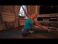 Гимнастика для беременных | Полный комплекс гимнастики для беременных от Марии Порозинской - YouTube