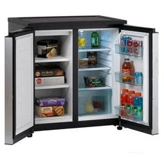 Magic Chef 44 Cu Ft Mini Refrigerator With Freezerless Design In