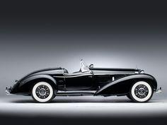 Mercedes-Benz 540K Special Roadster '1939