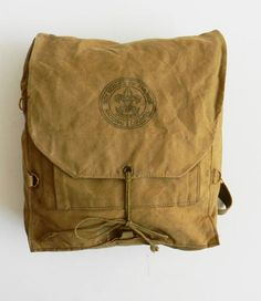 vintage boy scout pack. $72