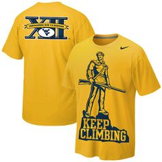 WVU's Official 2012 Nike Fan Tee, one of the many #MountaineerNation Day prizes