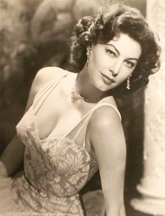 Ava Gardner #1 - Page 21 - the Fashion Spot
