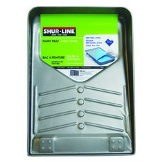 SHUR-LINE Reusable Paint Tray (Common: 10.75-in x 15-in; Actual 10.75-in x 15-in)