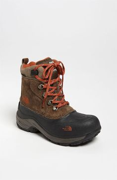 The North Face 'Chilkats' Boot (Little Kids & Big Kids) | Nordstrom