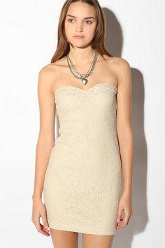 off white dresses..