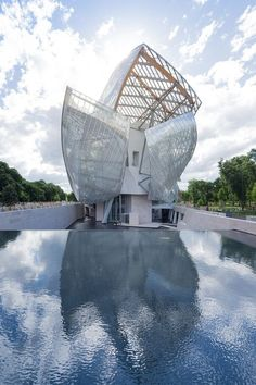 Fondation Louis Vuitton - #Fondation #Louis #paris #Vuitton