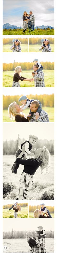 Awesome family potraits. Palmer, Alaska Family Photographer – Christal Houghtelling Photography » My Blog