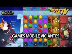 Games mobile viciantes | OmeleTV #263.3 Merlin, Game, Tv, Youtube, Omelette, Venison, Gaming, Games, Television Set