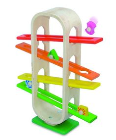 Take a look at this Wonderworld Rolling Rainbow Track by Wonderworld on #zulily today!