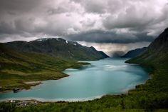 Jotunheimir National Park Norway
