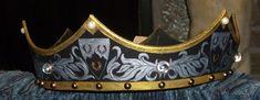 leather Coronet