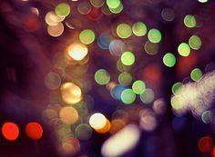 Abstract Photograph Night Lights Bokeh Art Surreal by ellemoss Bokeh Photography, Abstract Photography, Color Photography, Bokeh Images, Star Of Bethlehem, Bokeh Lights, Color Studies, Fine Art Photo, Holiday Lights