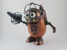 steampunk potatohead