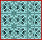 Ornamental, tablecloth