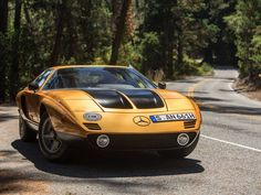 The Mercedes-Benz C111 Is the DeLorean You Never Saw - The Drive