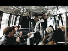 El concierto fugaz de Macklemore y Ryan Lewis para promocionar los Grammy