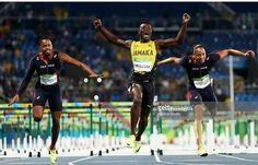 A first for jamaica Gold Hurdles