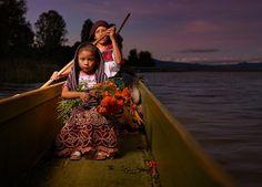 Portraits de la culture Zapoteque par Diego Huerta  2Tout2Rien