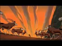 The Lion King 2 - Not One Of Us (HD) - YouTube